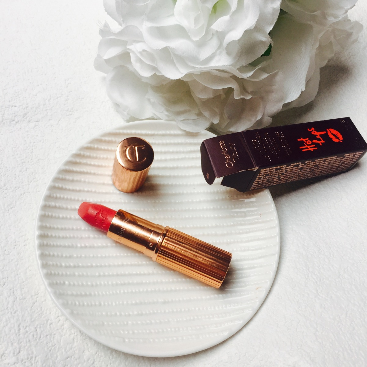 Charlotte Tilbury - Hot lips