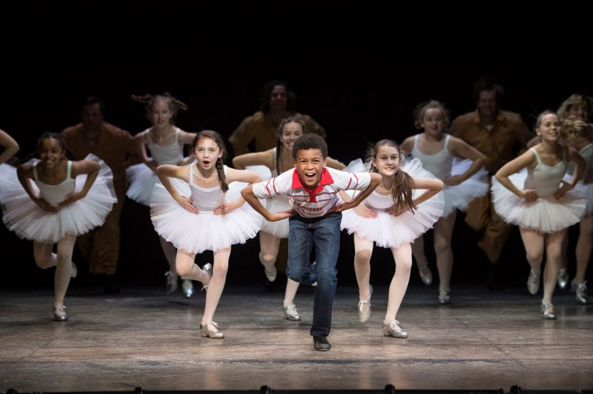 Billy Elliot at The Mayflower Southampton