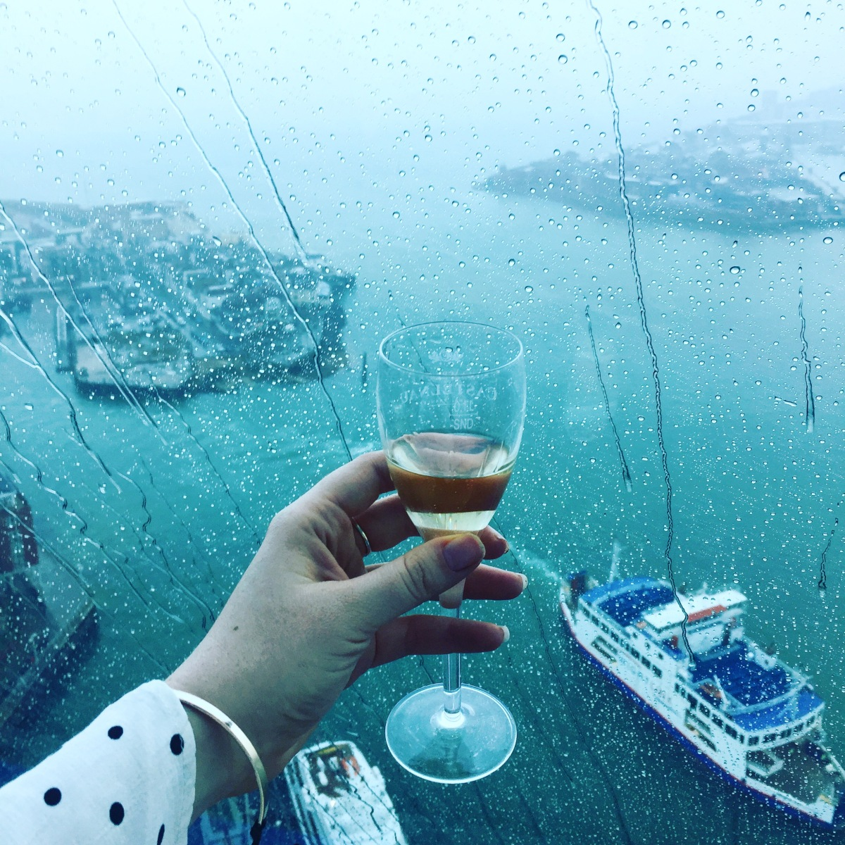 Spinnaker tower| Champagne Sundays launch