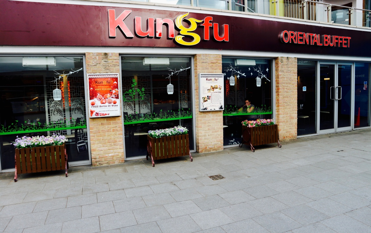 Kung fu|Oriental Buffett|Eastleigh