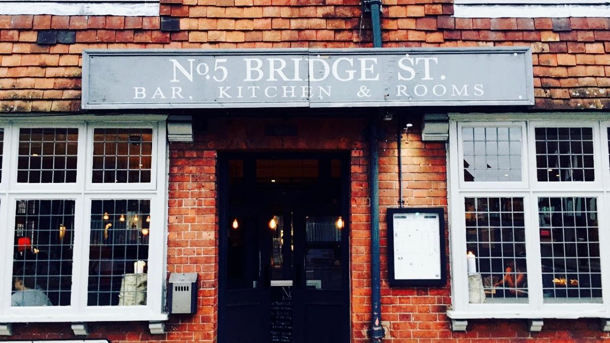 No.5 Bridge Street Review | Winchester