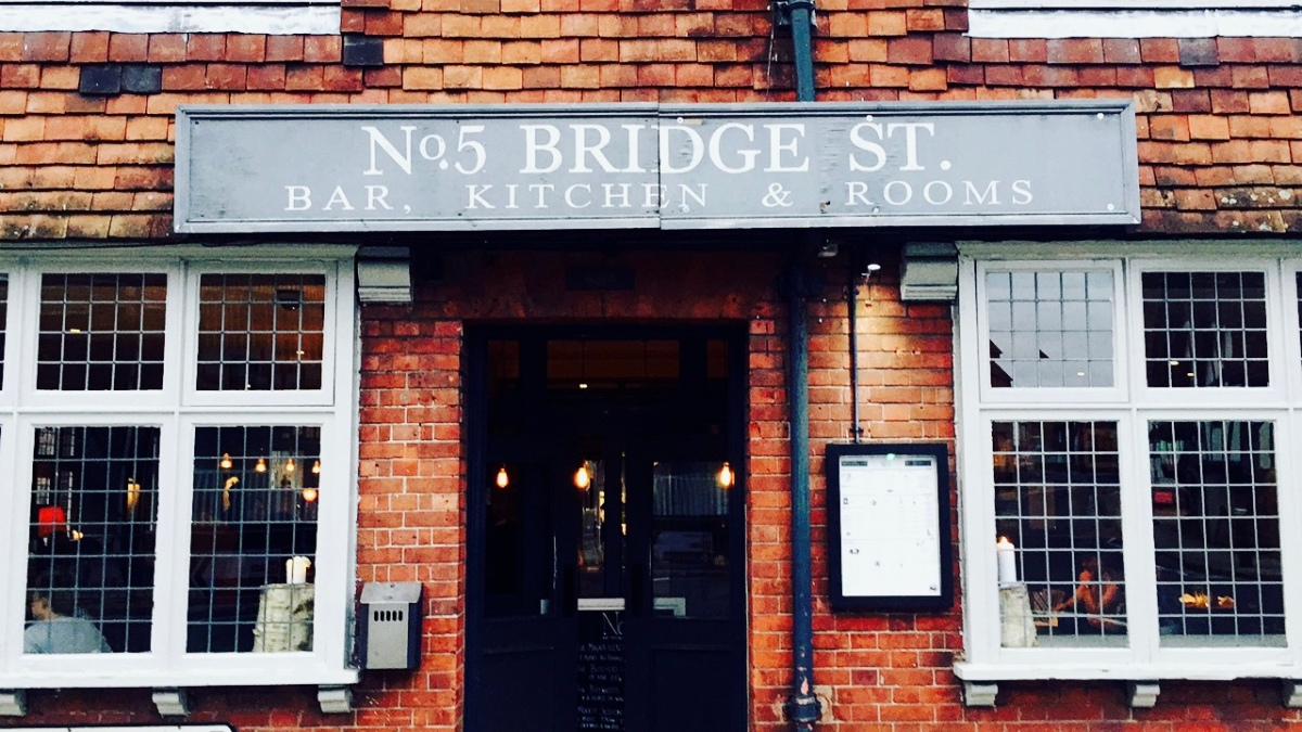 No.5 Bridge Street Review | Winchester