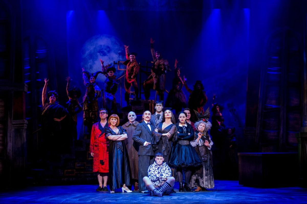 The Addams Family Musical at The Mayflower Southampton