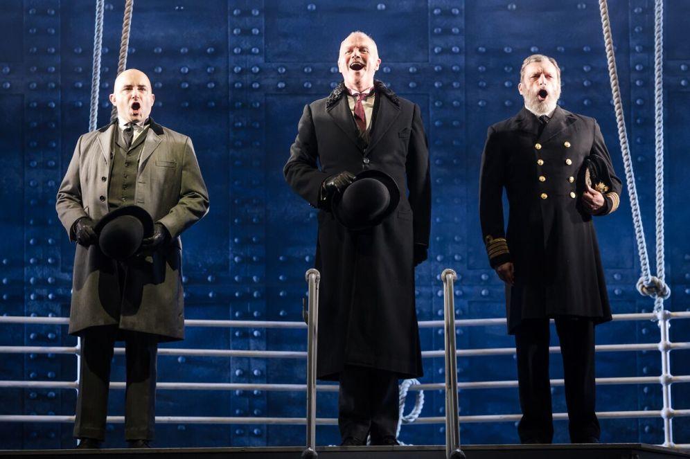 Titanic Greg Castiglioni as Thomas Andrews Simon Green as Bruce Ismay Philip Rham as Captain Edward Smith_preview